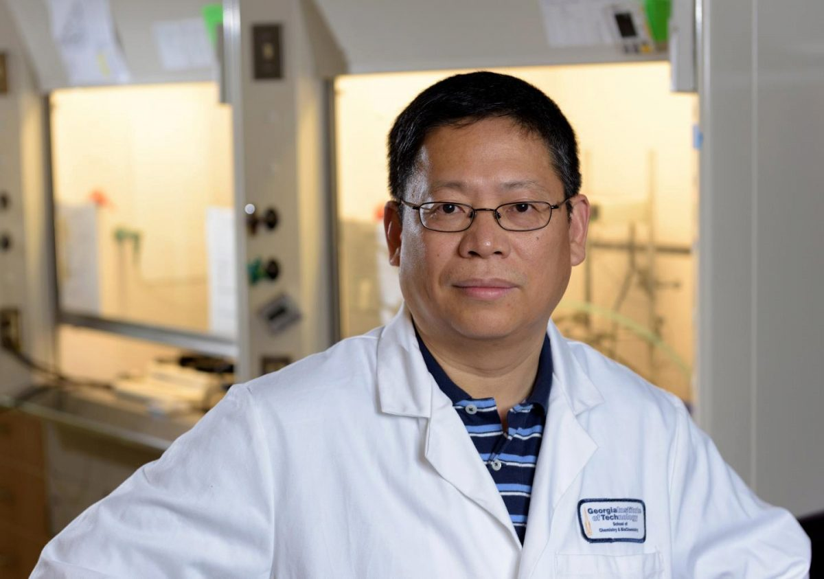 Professor Younan Xia