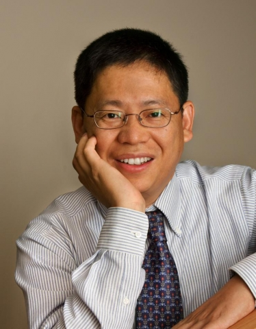 <p>Professor Younan Xia, one of the world's most cited chemistry and materials science researchers.</p>