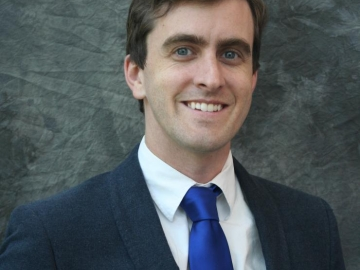<p>Ryan Lively, faculty member in the School of Chemical and Biomolecular Engineering</p>